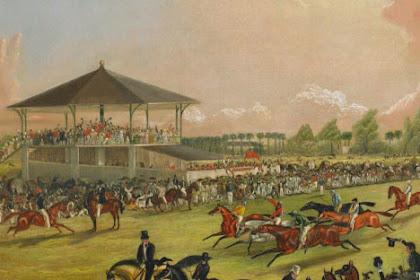 Sejarah Pacuan Kuda
