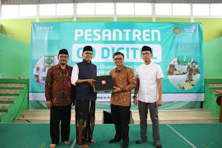 Al-Mizan Majalengka Menjadi Pilot Project Pesantren Go Digital Bagi Pesantren di Indonesia