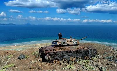 STILL GUARDING (GREECE - AEGEAN SEA - SAMOTHRAKI ISLAND) Φωτογραφία by KAROLOS TRIVIZAS