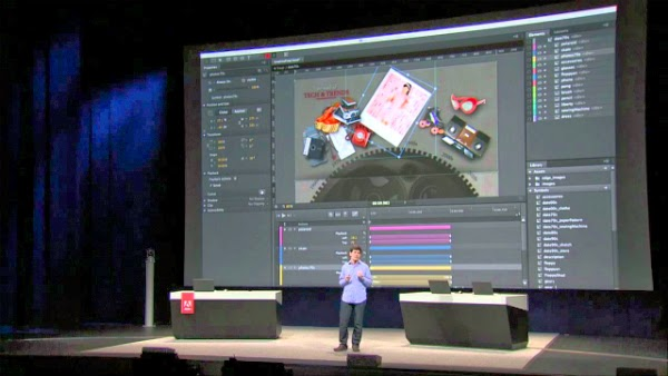 Adobe Edge Animate Animation Tool