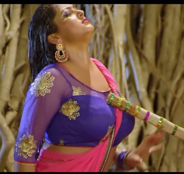 Why all Bhojpuri heroines are fat?