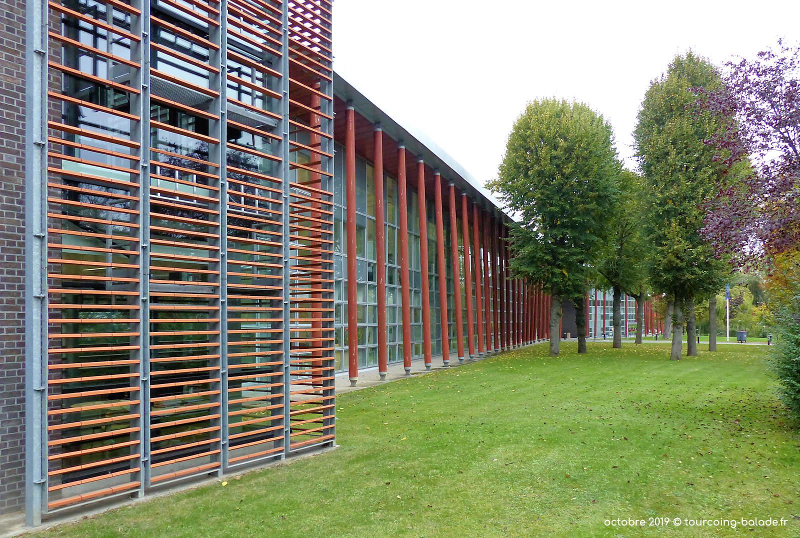 DNRFP Tourcoing - Jardin.