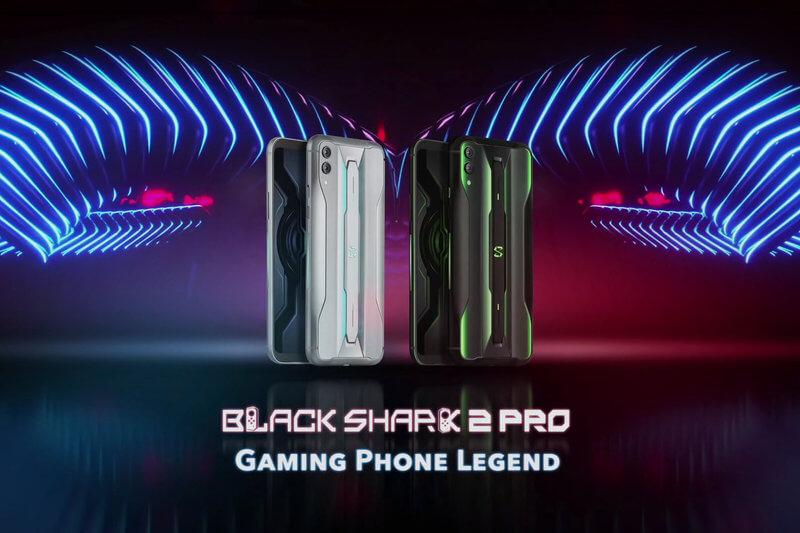Harga Resmi HP Gaming Xiaomi Black Shark 2 Pro di ...
