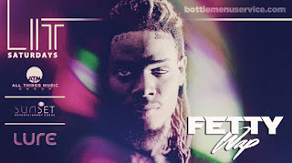 Spring Break with Fetty Wap Concert at Club Lure