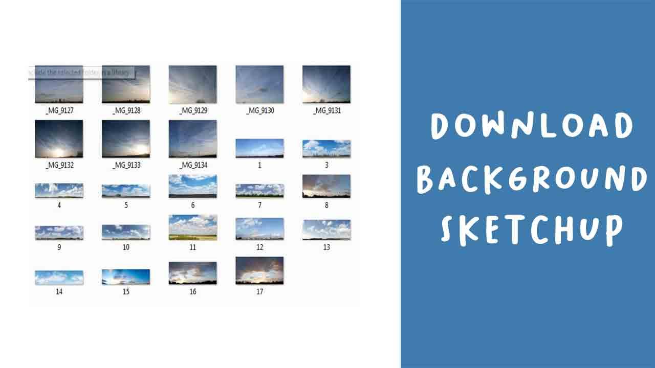 Download Background SketchUp