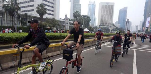 Wacana Sepeda Kena Pajak Muncul, Fadli Zon Tanda Nyata