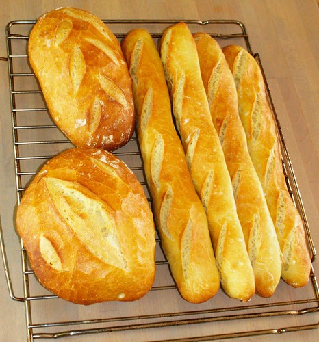 Behind The French Menu French Bread Different Types Of French Bread Ordering Bread In France