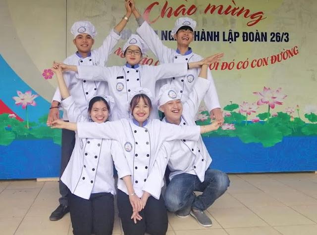 Trung cấp Nấu ăn Hà Nội