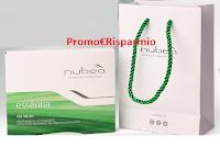 Logo Nubeà Tiny Bag : come ricevere il Kit Essentia gratis