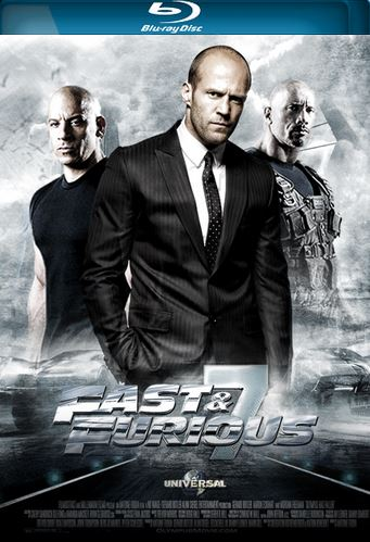 Fast and Furious 7 2015 Dual Audio BluRay Download