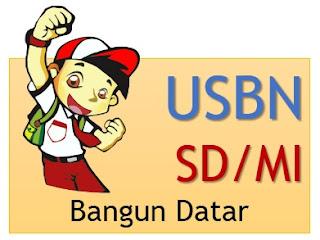 Latihan Soal USBN SD: Bangun Datar