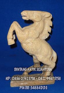 Patung Kuda Marmer  Dan Patung Onix dari Tulungagung