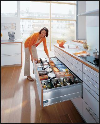 Phụ kiện tủ bếp inox có chất lượng như thế nào?