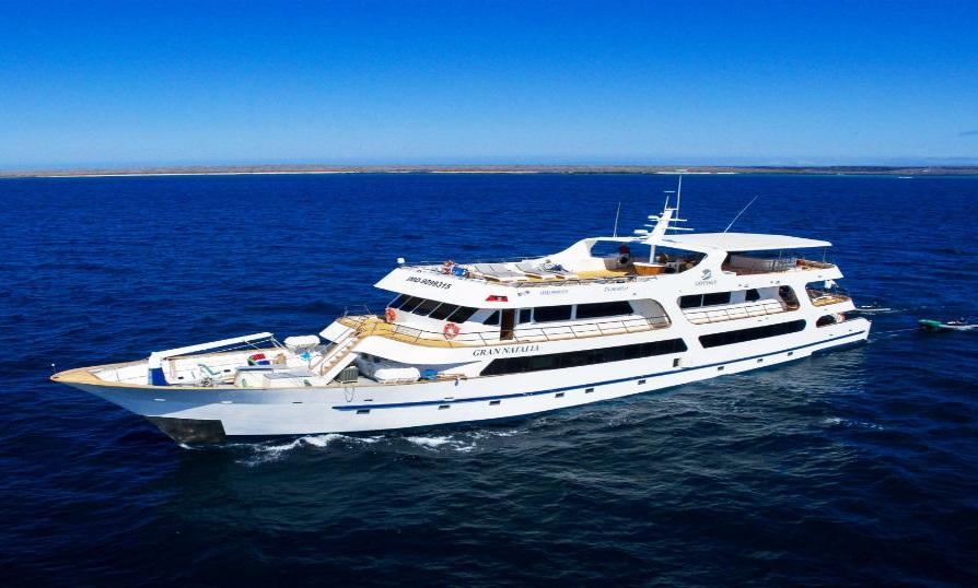 Crucero Galápagos - Crucero Yate Grand Odyssey