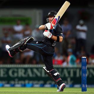 New Zealand vs England 1st ODI 2013 Highlights