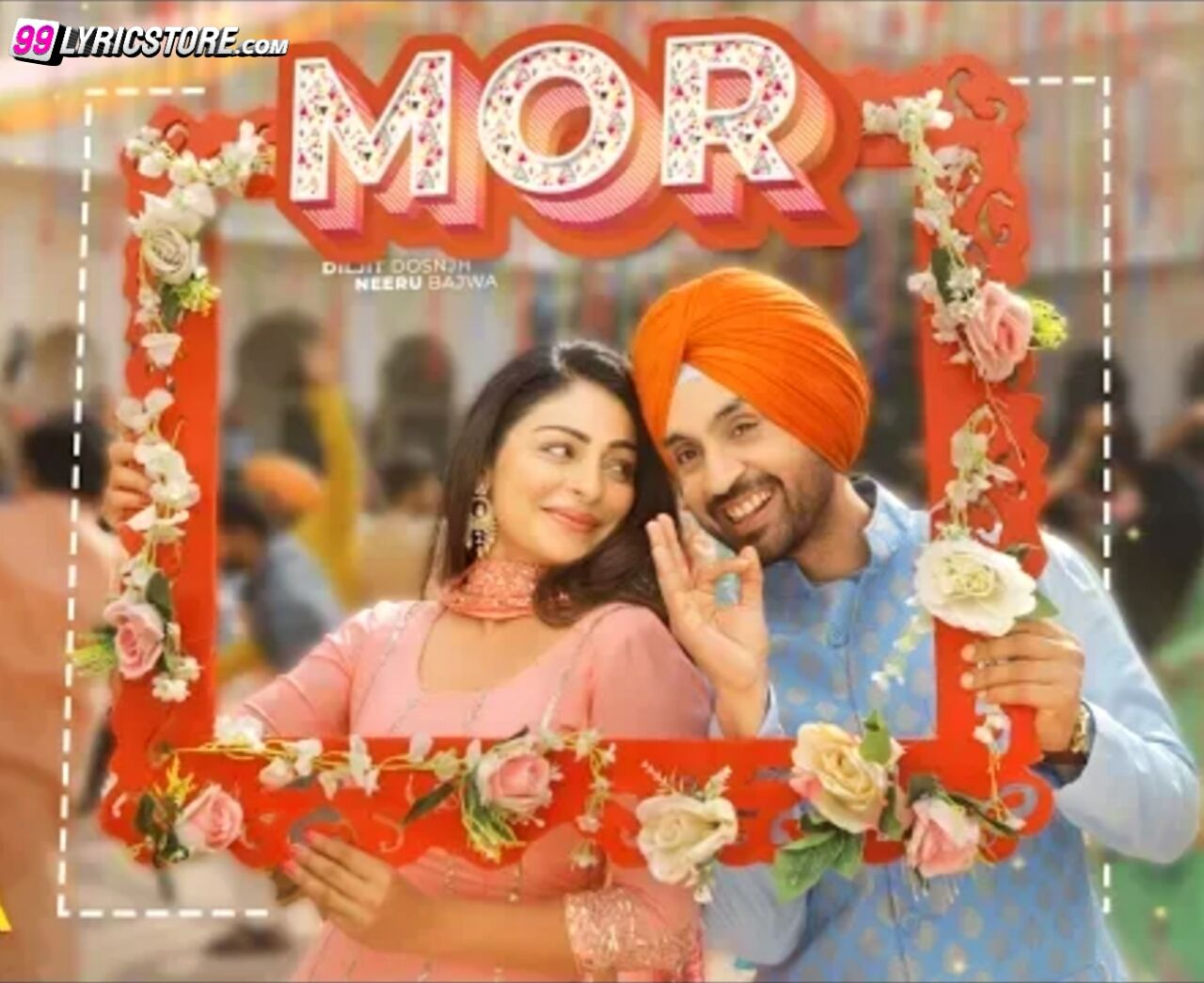 Mor Punjabi Song Lyrics sung by Diljit Dosanjh from movie shadaa
