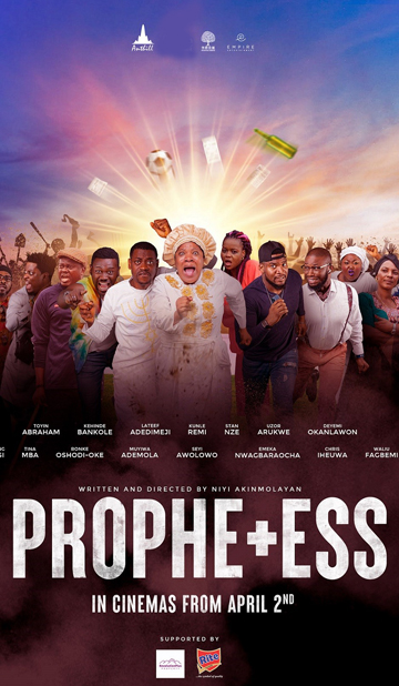 Download PROPHETESS Nollywood Movie | Mp4