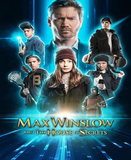 Max Winslow and the House of Secrets 2020 English 720p WEB-DL Watch Online Full Movie Download