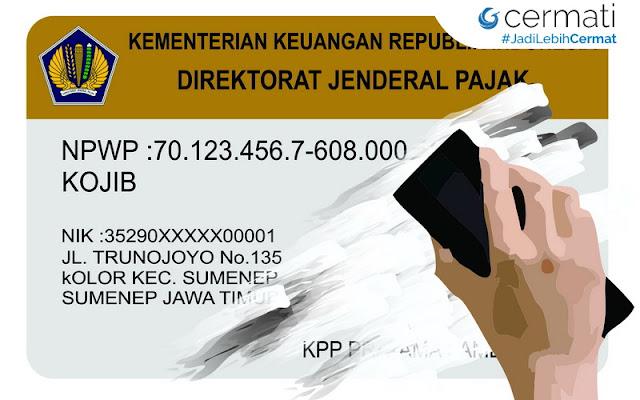 Cara Ubah Data NPWP (Nomor Pokok Wajib Pajak)