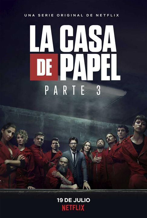 La Casa de Papel Temporada 3 Castellano 720p