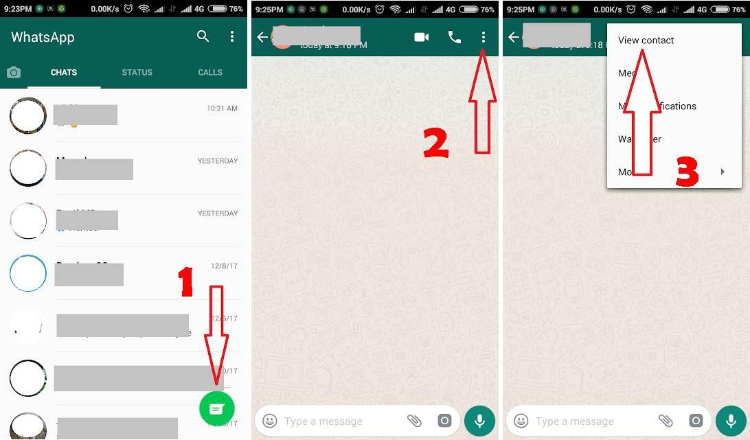 Cara Menghapus Kontak Whatsaap Dengan Mudah Ime Android