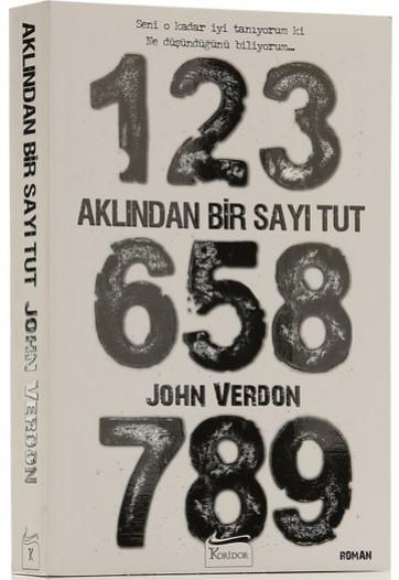 Aklından Bir Sayı Tut - John Verdon PDF indir