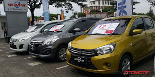 Dealer Jual Beli Mobil Bekas Suzuki