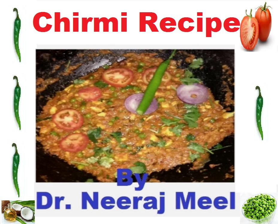 Cetwet how to cook chirmi health is wealth but taste is also great so dont forget to subscribe this channel i am dr neeraj meel i had received many requests from my viewers for forumfinder Image collections