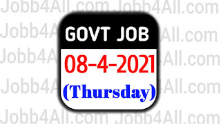 Lates Jobs 2021