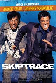 Skiptrace full movie 2016 Poster