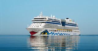 AIDA Cruises promuove l'alimentazione elettrica nel settore crocieristico