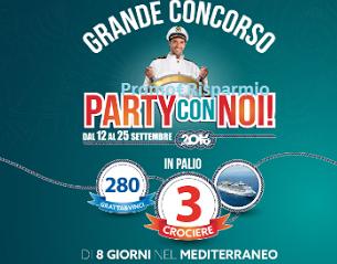 Logo Bennet concorso ''Parti con noi'' e vinci 3 crociere nel Mediterraneo