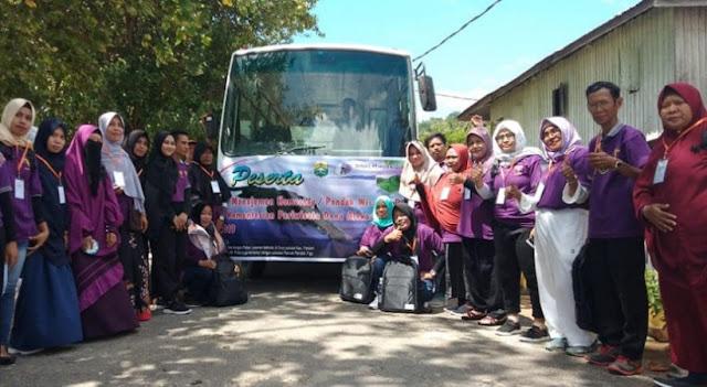Pelatihan SDM Homestay Di Kabupaten Buol Diperpanjang Karena Tingginya Antusiasme