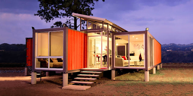 shipping container homes design ideas