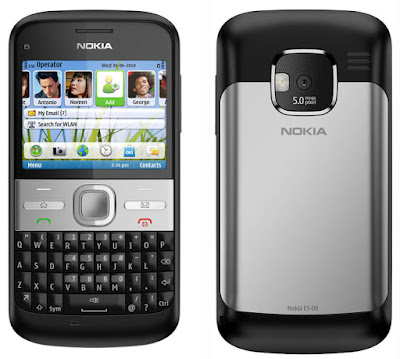 Nokia E5 Rm-632 Flash File Latest Version 102.002 With Flash Tool Free Download