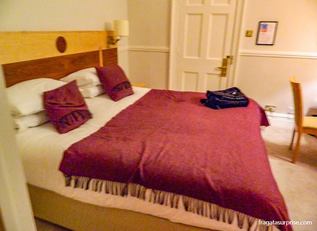 Best Western Abbey Hotel, Bath, Inglaterra