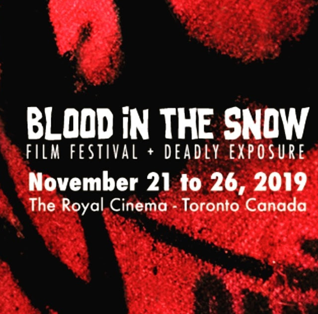 Blood In The Snow Festival Image