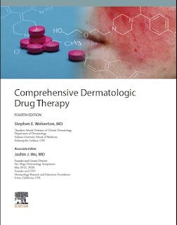 Comprehensive Dermatologic Drug Therapy 4th Edition – 2021