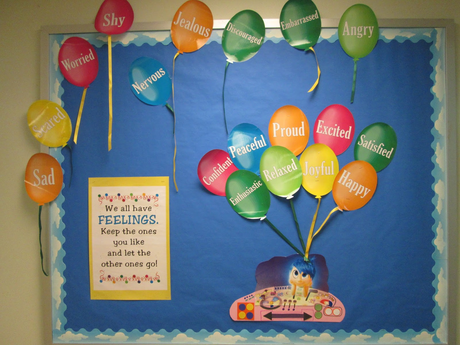 Elementary Counseling Blog: Bulletin Boards