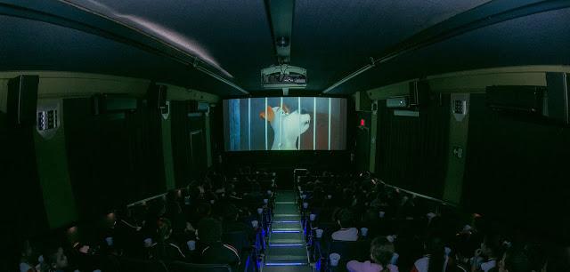 Cinema itinerante com sessões gratuitas irá visitar o distrito de Novo Paraíso