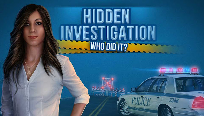 HTML5 Games: HIDDEN INVESTIGATION: WHO DID IT?