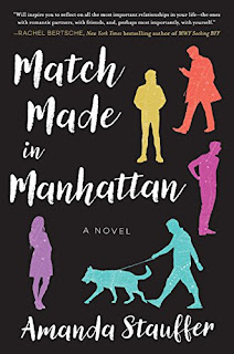 GIVEAWAY: Match Made in Manhattan, by Amanda Stauffer