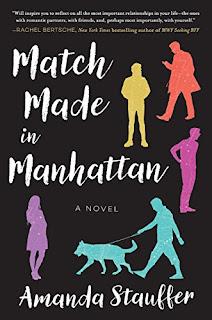 Book Review: Match Made in Manhattan, by Amanda Stauffer
