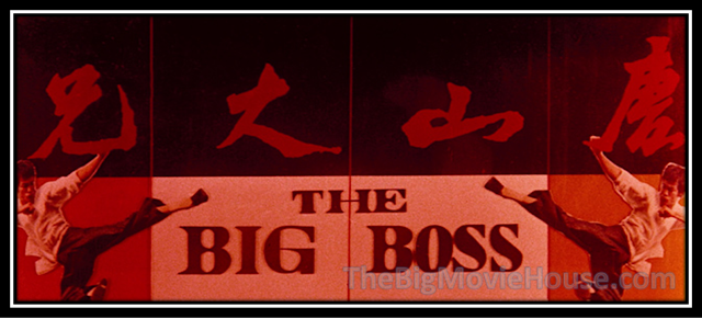 The Big Boss Title Card