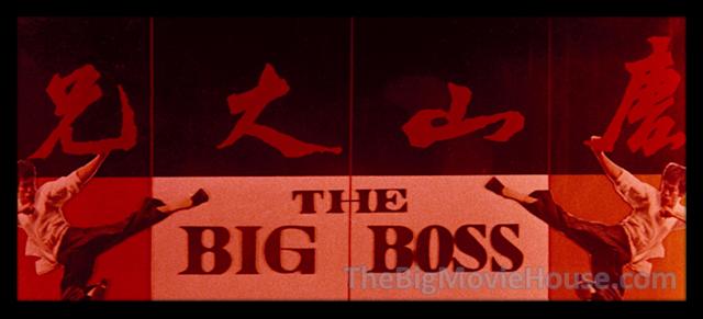 The Big Boss Title Card