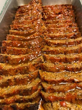 An Absolutely Delicious Meatloaf