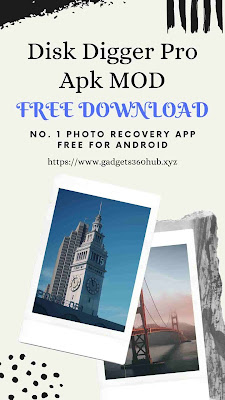 Diskdigger Pro apk file recover app for android Download