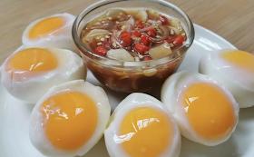 ไข่ต้มยางมะตูมธรรมดา ที่ไม่ธรรมดา