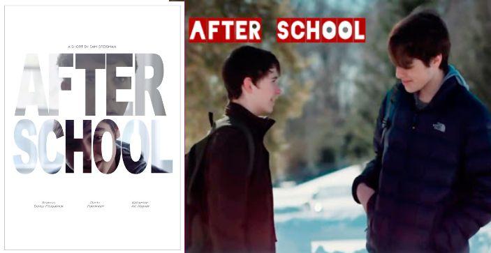 Después del colegio, corto