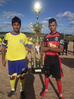 Canarinho vence o Campeonato Municipal de Futebol de Campo de Baraúna; veja fotos